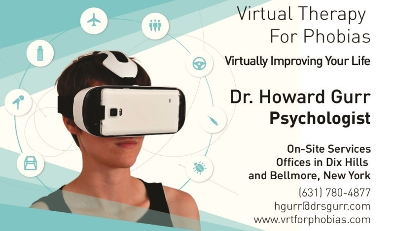 Virtual Reality Therapy for Phobias and Fears
